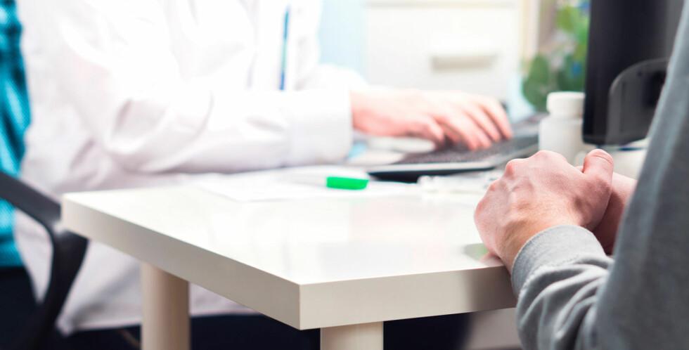 RETT TIL SYKEPENGER: Det finnes noen kriterier du må oppfylle føær du har rett til sykepenger. Foto: NTB Scanpix/Shutterstock