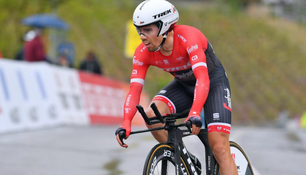<strong>- FERDIG I PRAKSIS:</strong> André Cardoso kan ikke sykle før 26. juni, 2021 - dersom innstillingen fra UCIs sanksjonskomité blir stående. FOTO: Getty Images/Tim De Waele