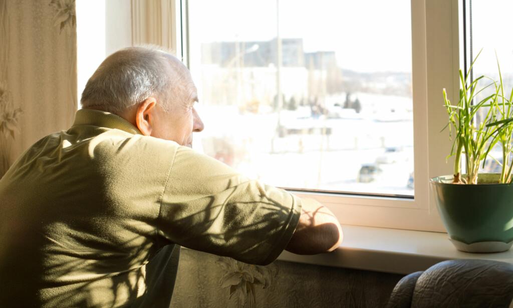 MISTER IDENTITETEN: Pensjonistalderen betyr et brått skifte i tilværelsen for de fleste av oss. For menn kan det føles ekstra vanskelig. Forskning viser at menn generelt er sterkere knyttet til identiteten en jobb gir dem, enn flertallet av kvinner er, skriver innsenderen. Foto. Shutterstock / NTB Scanpix
