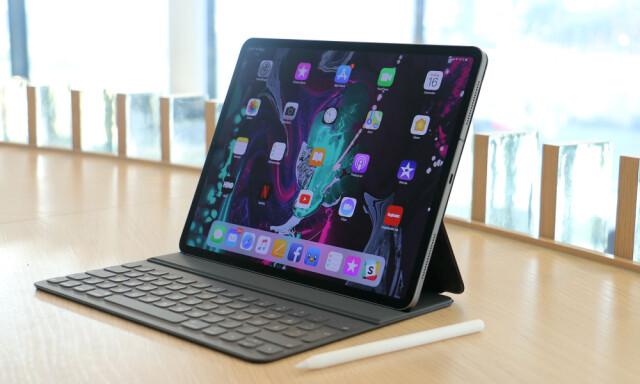 0a96baa88 TEST: Apple iPad Pro 12,9-tommer (2018-utgaven) - Apple: - Den ...