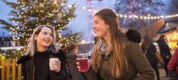 Her er ti av de beste julemarkedene