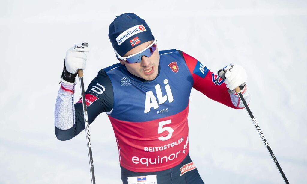 image: Finn Hågen Kroghs sjetteplass: - Nesten dagens seier