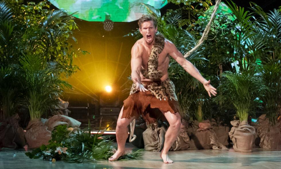 SJOKKERTE: Frank Løkes deltakelse i «Skal vi danse» gikk på ingen måte ubemerket hen. Foto: Thomas Reisæter / TV 2