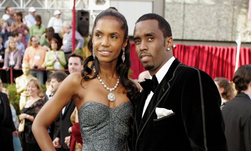 <strong>LANGVARIG FORHOLD:</strong> Kim Porter og rapstjernen Sean «Diddy» Combs hadde et turbulent forhold fra de møttes i 1994 til de gikk hver til sitt i 2007. Foto: AP Photo/Amy Sancetta, File