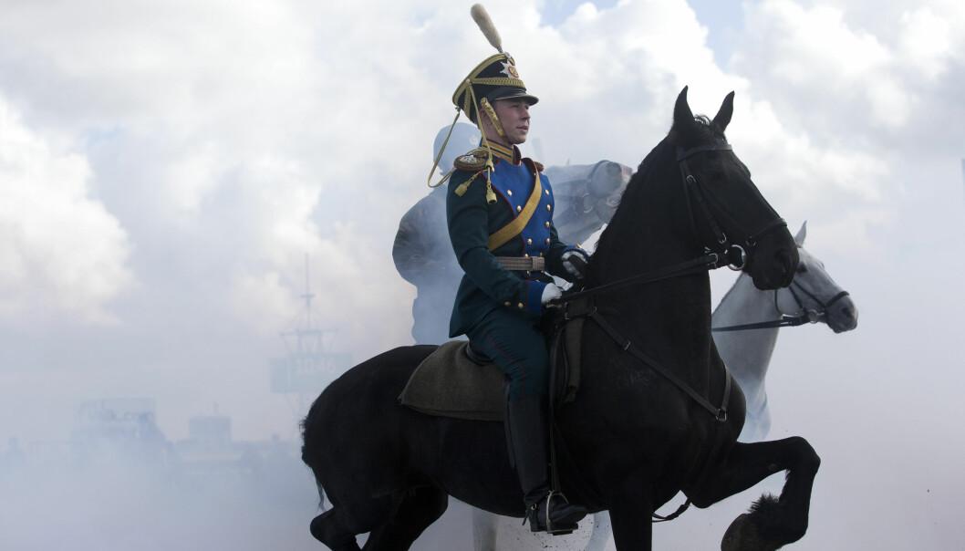 Hester er ennå i bruk, både i forsvar og politi, i en rekke land. Foto: AP