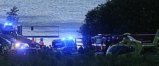 image: Utøya-naboer rasende på NRK. Varslet ikke om 22. juli-innspilling med våpen, helikopter og blålys