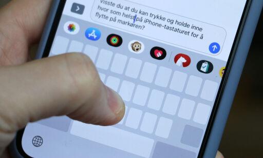 image: Kan du iPhone-trikset som nå går viralt?