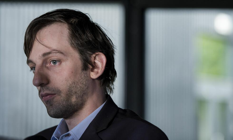 TOPPSPILLER: Alexander Grischuk er blant verdens beste sjakkspillere. Han kommenterer partiene fra sjakk-VM i Dagbladets VM-studio. Foto: NTB scanpix / Johansen, Carina