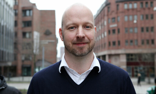 GÅ EN TUR: Jakob Linhave i Helsedirektoratet anbefaler en spasertur dagen derpå. Foto: Helsedirektoratet