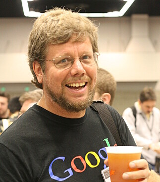 Guido Van Rossum i 2006. 📸: Doc Searls / CC BY-SA 2.0