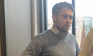 VITNET: Terje Opheim vitnet i straffesaken mot sin tidligere svoger i dag. Foto: Mina Ridder-Nielsen Janssen / Dagbladet