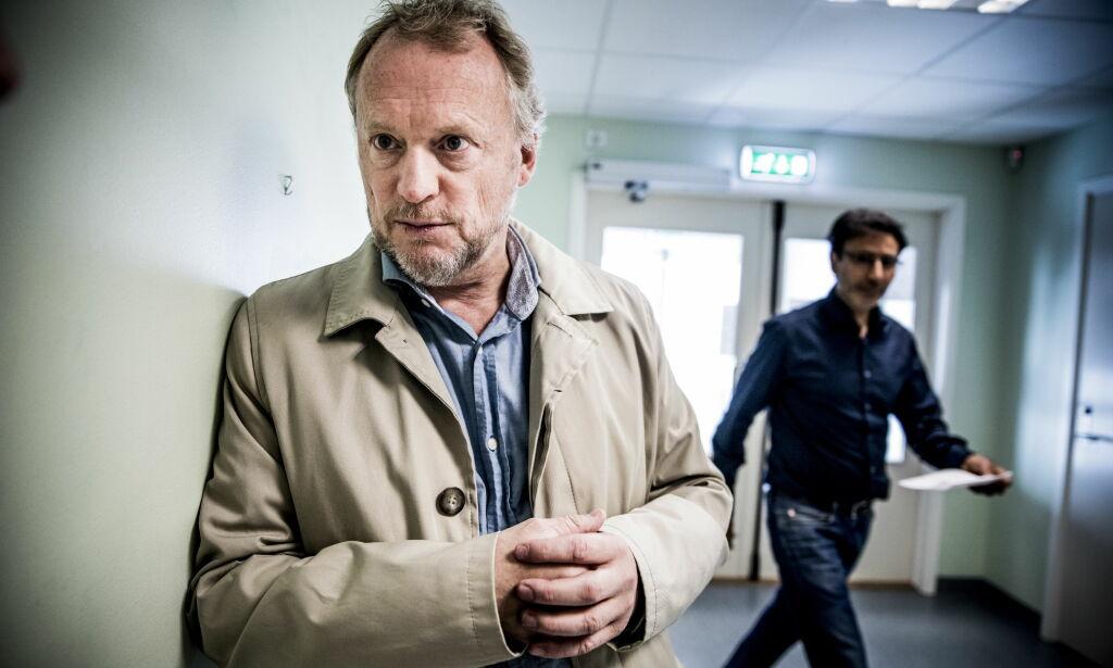 image: Nytt varsel i Søgnen-saken omhandler Raymond Johansen