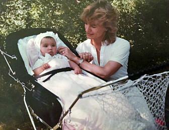 MAMMA: - Else har alltid vært mamma, og det vil hun alltid være, sier Jorun. FOTO: Privat