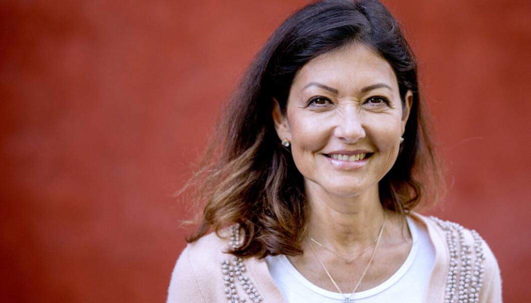 ARTIST: I november debuterte grevinne Alexandra (54) som popartist og ga ut en sang hvor pengene skulle gå til veldedige formål. Det gikk ikke helt etter planen. Foto: NTB Scanpix