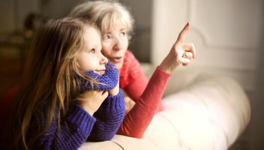 - Besteforeldre bør ikke blande seg i dette valget