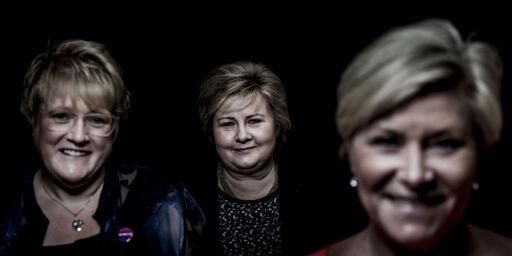 image: Hevder KrF-topp vil gå inn for mistillit mot regjeringen