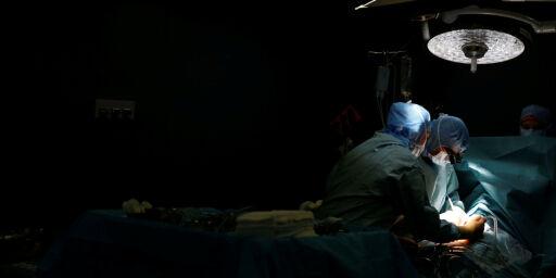 image: Da våpenlobbyen gikk til angrep, svarte legene på «blodig» vis