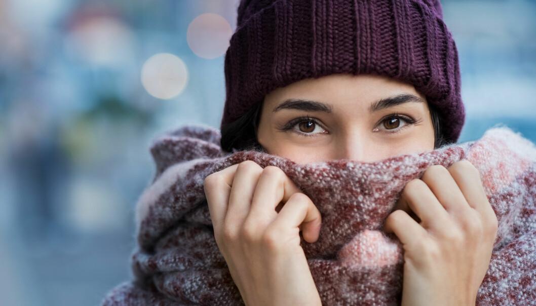 <strong>VARMT:</strong> Et ullskjerf er en fin gave til både kone, mor og datter, mener leserne. Foto: Shutterstock