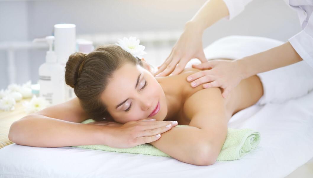 <strong>SPA:</strong> Behandling på spa er det flere som ønsker å gi til kona. Foto: Shutterstock