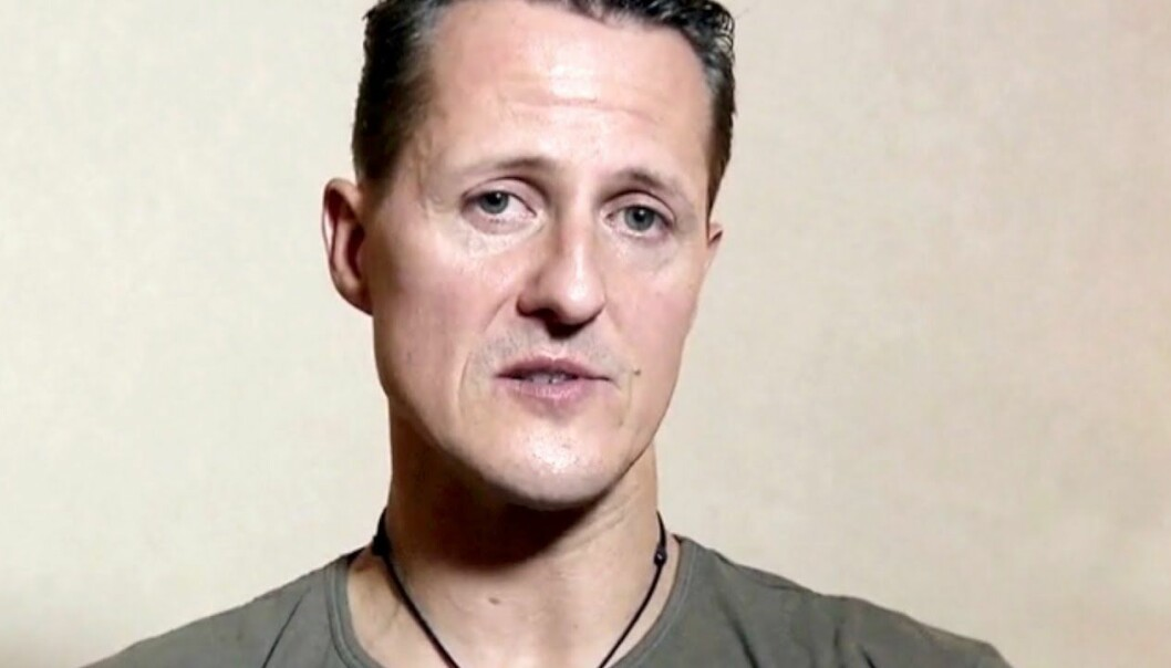 Et av Schumachers aller siste intervjuer før ulykka