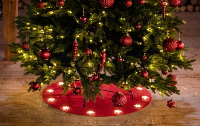 Fantastisk Derfor bør du velge et juletre av plast - Seher WN-94