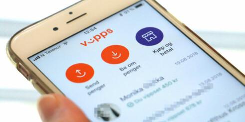 Nå kan du sjekke saldo direkte i Vipps-appen