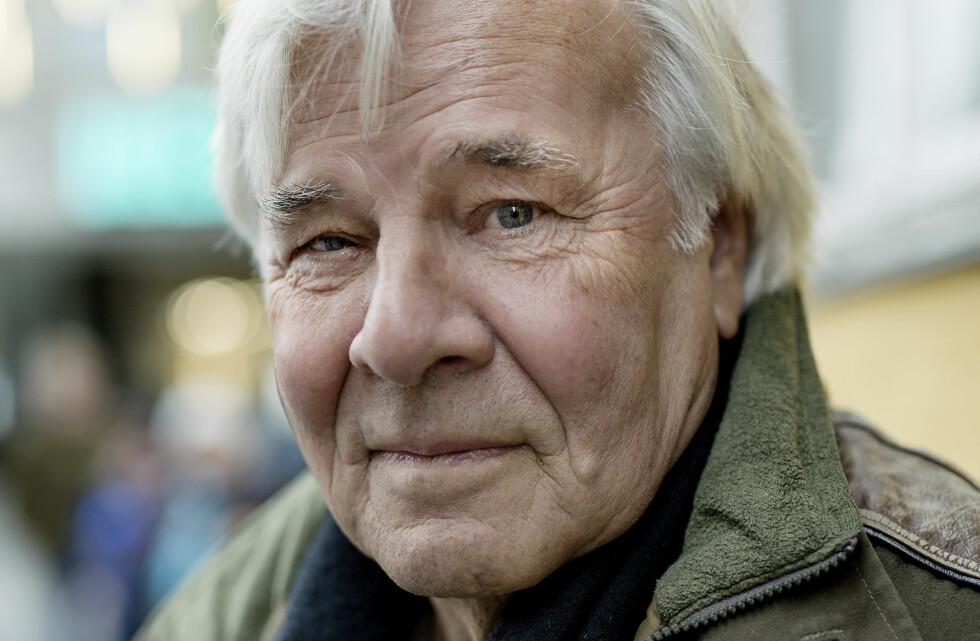 Overvåket: Jan Guillou skriver om 70-tallets spenning mellom venstreradikale og sikkerhetspolitiet. I 2009 ble det avslørt at han selv hadde jobbet for KGB, men Guillou benektet at det handlet om spionasje. Foto: Anita Arntzen