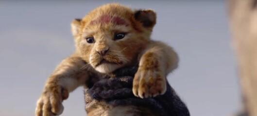 Se de første glimtene fra den stjernespekkede nye «Løvenes Konge»
