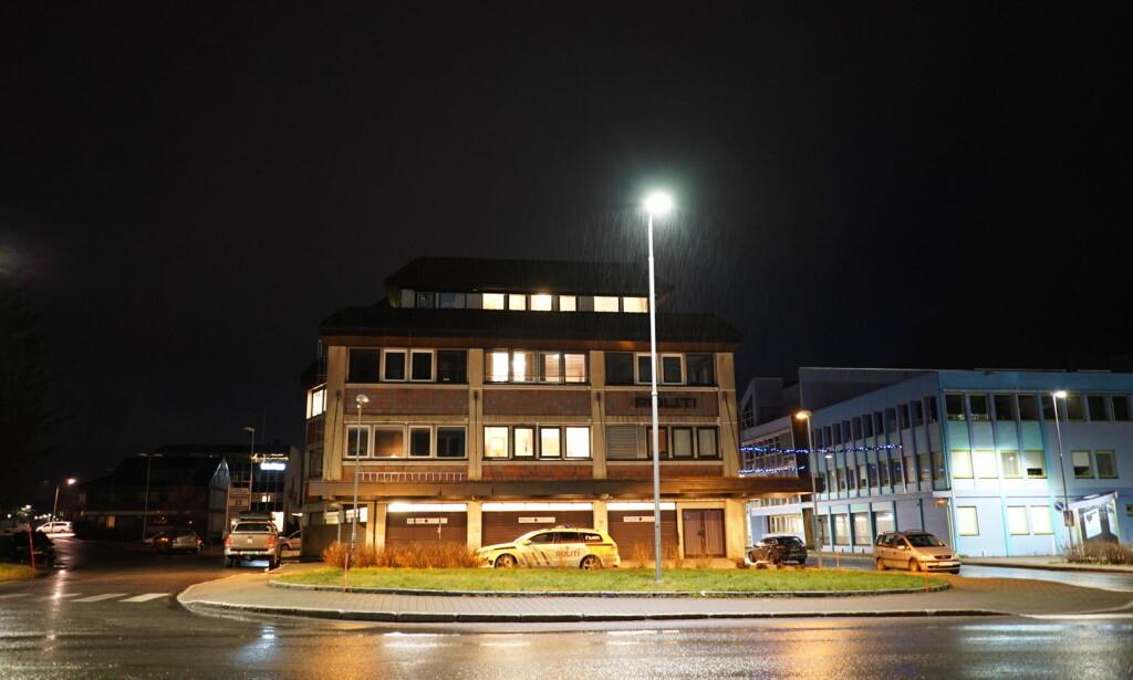 ETTERFORSKET: Politiet i Sortland etterforsket dødsfallet fra 2016 i lang tid. Nå er det henlagt. Foto: John Andre M. Birkeland