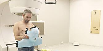 Lothepus har fått strupekreft: - Jeg blir jævlig trøtt av den strålingen