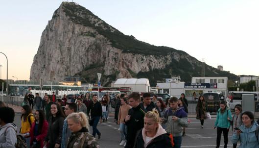 Gibraltar er klippen som holdt på å velte «Brexit»