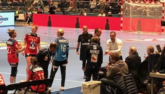 Dansk trener raste: - Dette er ikke et talkshow