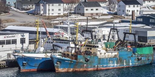 image: Regjeringen tar grep for sjøfolkene på krabbebåtene