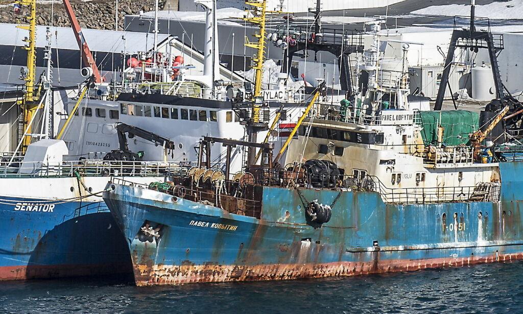 image: Kontroll av sjøfolks arbeidsvilkår skal prioriteres