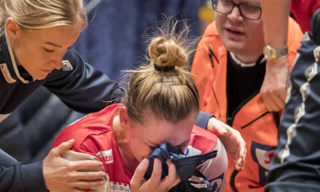 dc78eba06 Korsbåndskader i håndball - Kneskader rammer stadig yngre jenter ...