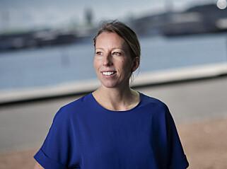 MERKELIG: - At ingen i bilindustrien har tenkt på en enklere løsning for henger-tilkopling før er merkelig, sier prosjektleder Sofie Askenbom i Semcon.