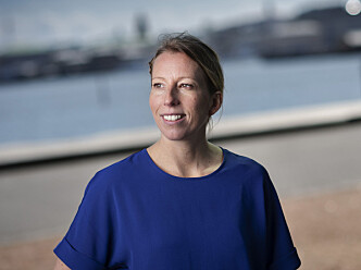 <strong>MERKELIG:</strong> - At ingen i bilindustrien har tenkt på en enklere løsning for henger-tilkopling før er merkelig, sier prosjektleder Sofie Askenbom i Semcon.