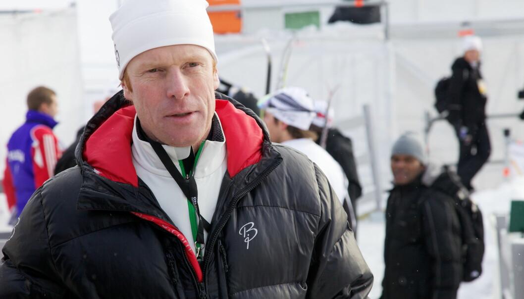 <strong>INVESTERER:</strong> Bjørn Dæhlie. Foto: Eirik Helland Urke / Dagbladet