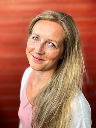 Marie Skånland har forsket på effekten av å høre på musikk til arbeidet. Nå er hun førsteamanuensis ved Ansgar Teologiske Høgskole i Kristiansand. 📸: Privat