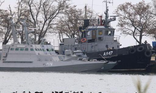 image: Her er båtene som førte til full klinsj