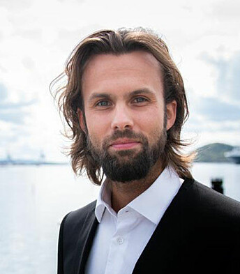 STILL KRAV: Thomas Iversen i Forbrukerrådet ber kundene stille krav til selger. Foto Forbrukerrådet/Njerve