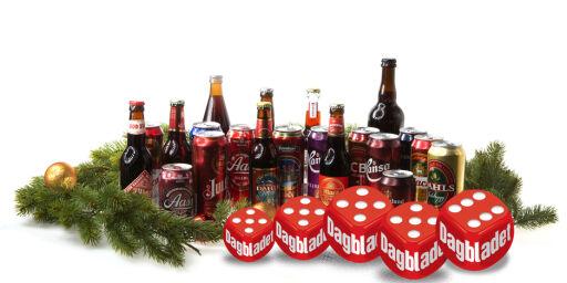 image: Ett juleøl får terningkast seks: - Nivået har aldri vært så høyt før
