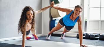 Mensen påvirker treningen din