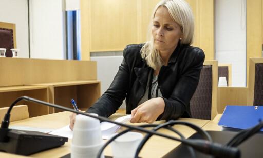 AKTOR: Konstituert statsadvokat Ane Evang førte saken for påtalemakten. Foto: Ole Gunnar Onsøien / NTB Scanpix