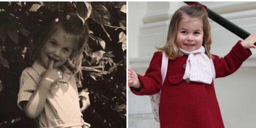 image: Prinsessas «dobbeltgjenger»: - Jeg trodde det var Charlotte