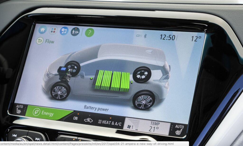 image: Ønsker ikke å oppgi batterikapasiteten på elbiler