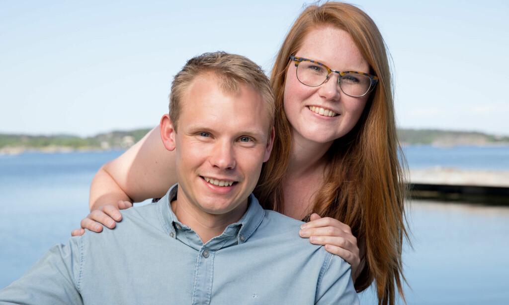 TOK BRÅTT SLUTT: For the first time in Sweden, you have been asked for Kristoffer Heldal (30) and Anita Aas Kristiansen (27). Nå forteller de hva som gikk galt Foto: TV 2