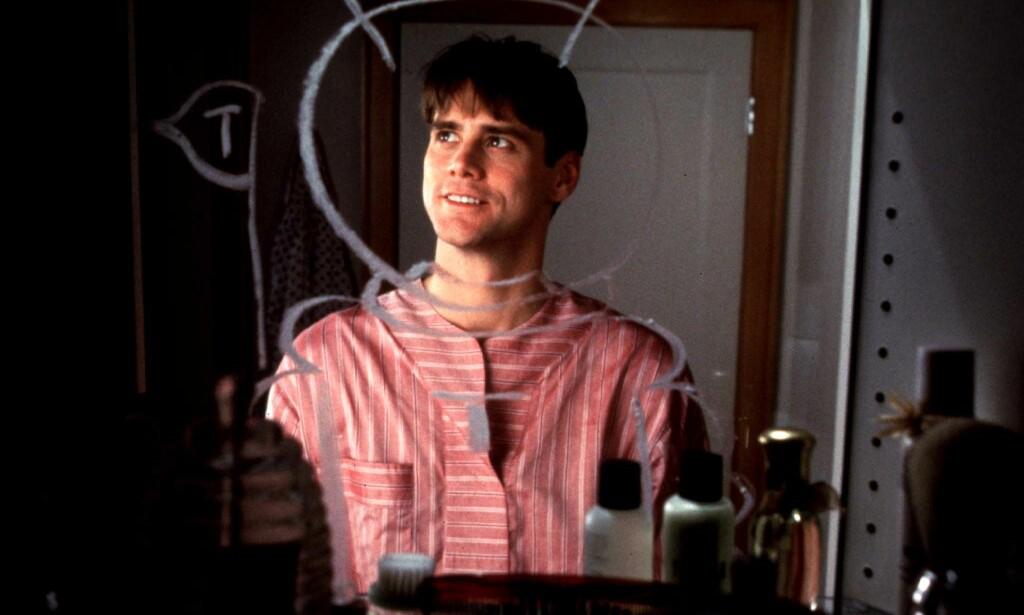 TRUMAN: Jim Carrey fra filmen The Truman show (1998) Foto: Melinda Sue Gordon/Paramount Pictures REUTERS