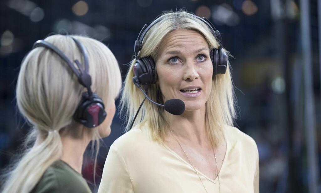 FRYKTER FOR HELSEN: Håndballekspert Gro Hammerseng-Edin skriver i et innlegg på TV2.no at hun er redd for helsen til norske håndballspillere. Foto: Vidar Ruud / NTB scanpix
