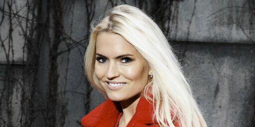 image: Isabelle Ringnes (30) har datachip under huden